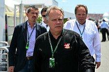 Formel 1 - Haas: Beginn der Arbeiten im Januar
