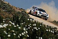 WRC - Ogier schimpft über Startreihenfolge