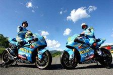 MotoGP - Suzuki macht sich bereit