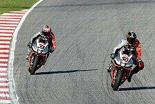Superbike - Aprilia nach Doppelsieg mit breiter Brust