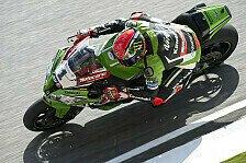 Superbike - Sykes jubelt über fantastische Arbeit