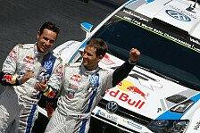 WRC - Bilder: Rallye Italien-Sardinien - Tag 3 & Podium