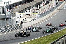 Formel 3 Cup - Hart umkämpfter Sieg für Markus Pommer