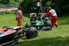 Formel 1 - Heikos Negativ-Highlight 2014: Finanzkrise