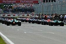 Formel 1 - Allan McNish: Doppelte Strafe für den Führenden