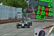 Formel 1 - Mercedes Vorschau: Österreich GP