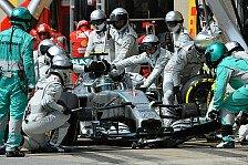Formel 1 - Unsafe Release: Strafen sollen gelockert werden