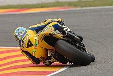 MotoGP - Rossi setzt die Jagd fort