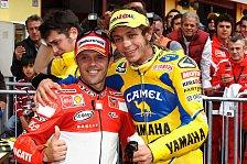 MotoGP - Rennen MotoGP: Rossis fünfter Mugello-Sieg in Folge