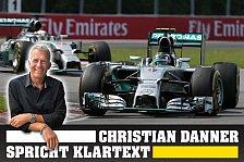 Formel 1 - Danner spricht Klartext: Eine Beleidigung