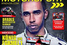 Formel 1 - Neues Motorsport-Magazin: Jetzt im Handel!