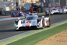 24 h von Le Mans - Audi gewinnt Rennen vor dem Rennen