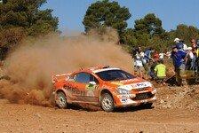 WRC - Das große Sommerinterview mit OMV Pilot Henning Solberg