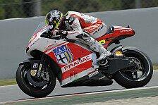 MotoGP - Hernandez jubelt: Platz 9 riesiger Erfolg