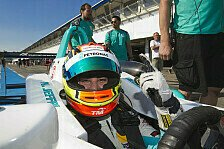 Formel 3 Cup - Erster Start/Ziel-Sieg für Nabil Jeffri