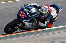 Moto2 - Robin Mulhauser: Knapp daneben ist auch vorbei