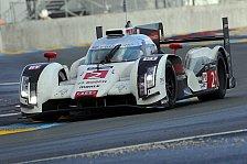 24 h von Le Mans - Audi übernimmt die Führung