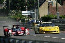 24 h von Le Mans - Bilder: Test