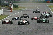 Formel 3 Cup - Lausitz: ATS Formel 3 Cup im Rahmen der DTM