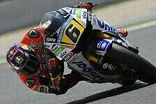 MotoGP - Bradl: Von Reihe eins bis drei alles möglich