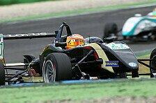 Formel 3 Cup - Doppel-Pole für Markus Pommer am Ring
