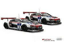 24 h Nürburgring - Audi-Teams haben Sieg im Visier
