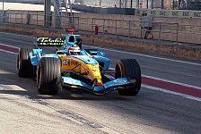 Formel 1 - Testing Time: So wird diese Woche getestet