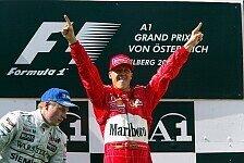 Formel 1 - Schumacher: Besonderer Platz bei Ferrari