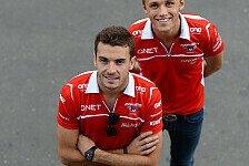 Formel 1 - Nach Bianchi-Unfall: Was macht Marussia in Sochi?