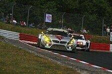 24 h Nürburgring - Fahrer halten GT3-Boliden nicht für zu schnell