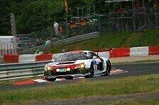 24 h Nürburgring - Startreihe zwei für Phoenix Racing