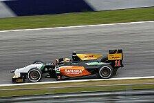 GP2 - Sochi: Neuland für Daniel Abt und die GP2