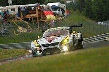 24 h Nürburgring - Marc VDS fährt in die erste Startreihe