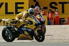 Vergleich: So schlugen sich Superbike-Fahrer in der MotoGP