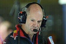 Formel 1 - Newey: Geduld der Schlüssel zum Erfolg