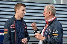 Formel 1, Marko: Kvyat brachte sich mit cleverem Tipp zurück