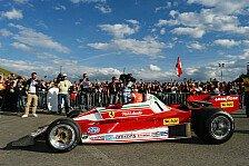 Formel 1 - Österreich GP: Legends Parade im Rahmenprogramm