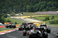 Formel 1 - Blog - Alarm! Es kracht in der Formel 1