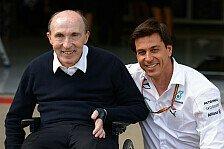 Formel 1 - Toto Wolff verkauft letzte Williams-Anteile