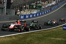 Formel 1 - Marussia & Caterham: Das Insolvenz-Tagebuch