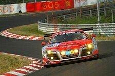 24 h Nürburgring - Felix Baumgartner: Flug durch die Hölle