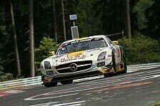 24 h Nürburgring - Rowe Racing auf dem Podium