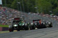 Formel 1 - Topspeeds in Österreich: Es wird enger
