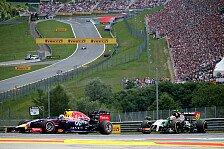 Formel 1 - Bilderserie: Österreich GP - Pressestimmen