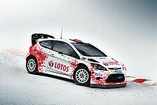 WRC - Kubica: Rallye Polen komplett neu für mich
