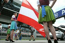 Formel 1 - Formel 1 testet in Österreich und Spanien
