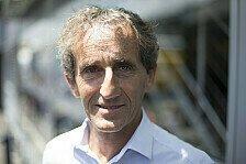 Formel 1 - Prost: Alles offen bei Renault
