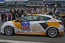 24 h Nürburgring - dmsj-Youngster feiern größten Erfolg