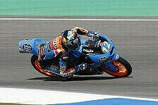 Moto3 - Marquez gewinnt Sturzorgie von Assen