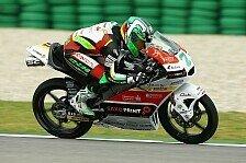 Moto3 - Vazquez holt Debütsieg im Krimi von Indianapolis